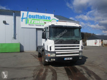 Scania P124 tractor unit used