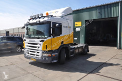 Scania P 340 tractor unit used