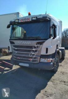 Cabeza tractora Scania P 420 usada