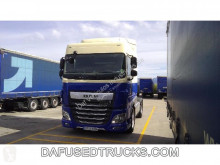 DAF XF 480 tractor unit used hazardous materials / ADR