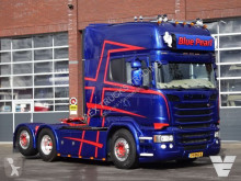 Cap tractor Scania R 580 second-hand