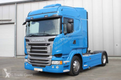Tracteur Scania R 410 Standklima etade ACC LDW AD AT Alcoa occasion