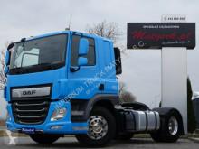 Cabeza tractora DAF CF 450 / LOW CAB / KIPPER HYDRAULIC / LIKE NEW!! usada