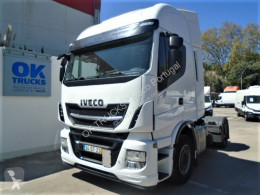Cap tractor Iveco Stralis AS440S46T/PXP Euro6 Intarder Klima ZV second-hand
