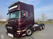 Scania R730 LA 6x4 HUBREDUCTION HYDRAULIC EURO 5 FULL OPTION tractor unit used