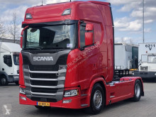 Cap tractor Scania S second-hand