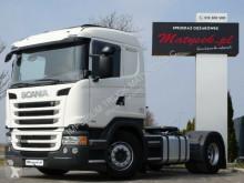 Cabeza tractora Scania G 410/RETARDER/FULL ADR/LOW CAB/EURO 6/366 000KM usada