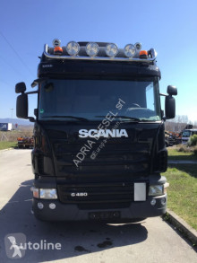 Tracteur Scania G480 occasion