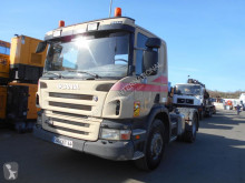 Scania P 380 tractor unit used