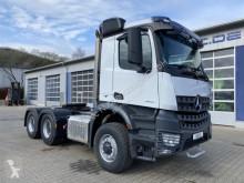 Mercedes Arocs 2651 SZM 6x6 Euro 6 Kipphydraulik Retarder tractor unit used