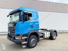 Traktor Scania G410 4x4 G410 4x4, Retarder, Kipphydraulik Navi