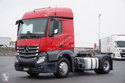 MERCEDES-BENZ ACTROS / 1843 / EURO 6 / ACC / PTO / LEKKI tractor unit used