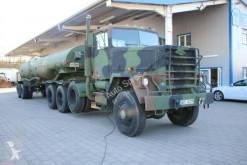Cabeza tractora convoy excepcional AM General M920 Oldtimer auch mit Auflieger