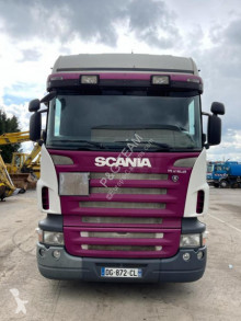 Traktor Scania R 420 High Line begagnad