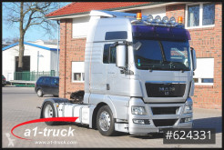 MAN TGX 18.440 XXL, Lowliner,Überführungs-SZM tractor unit used low bed