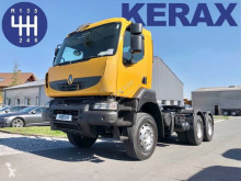 Renault Kerax 410 DXI tractor unit used