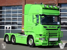 Scania R 580 tractor unit new