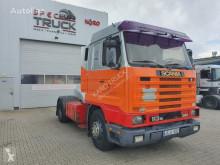 Ciągnik siodłowy Scania 113 M 380 Steel/Air ,Manual używany