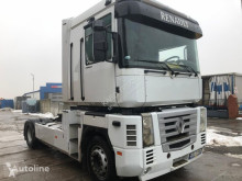 Renault Magnum AE 440 E-Tech, Steel /Air, Manual tractor unit used