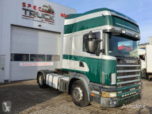 Ťahač Scania 124L420, Steel /Air, Manual ojazdený