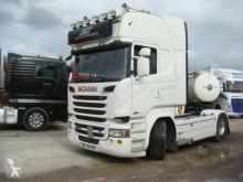 Cabeza tractora productos peligrosos / ADR Scania R 580