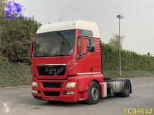 Cabeza tractora MAN TGX