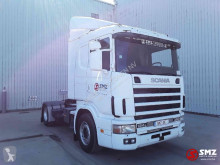 Trekker Scania 124 360 manual pump top tweedehands