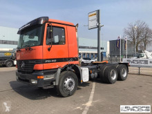 Mercedes Actros 2640 tractor unit used