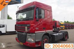 DAF veszélyes termékek/a Veszélyes Áruk Nemzetközi Közúti Szállításáról szóló Európai Megállapodás nyergesvontató XF105