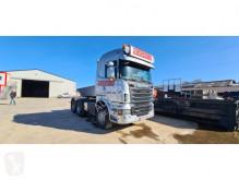 Tracteur Scania PRT occasion