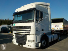 Cabeza tractora DAF XF105-460-SPACE CAB MANUAL usada