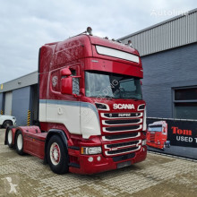 Ťahač Scania R580-V8 R580 6X2 Topline Full air retarder euro 6 top condition ojazdený