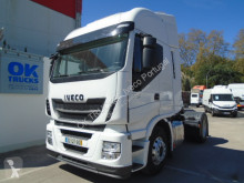 Cabeza tractora Iveco Stralis AS440S46T/P Euro6 Intarder Klima Navi ZV usada