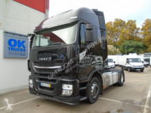Cabeza tractora Iveco Stralis AS440S46T/PXP Euro6 Intarder Klima ZV usada