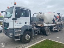 MAN TGS 18.400 tractor-trailer used concrete