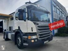 Тягач Scania P 450 б/у