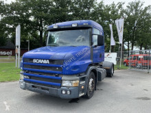 Cabeza tractora Scania T 124 usada