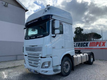DAF XF105 FT 510 tractor unit used hazardous materials / ADR