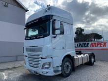Тягач опасные продукты / правила перевозки опасных грузов DAF XF105 FT 510