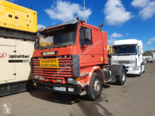 Scania 113h 360 tractor unit used
