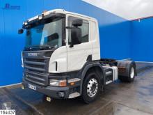 Влекач Scania P 420 втора употреба
