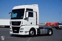 MAN TGX / 18.460 / EURO 6 / ACC / RETARDER / XXL tractor unit used