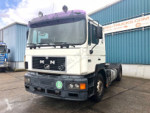 MAN 19.403FLT COMMANDER (EURO 2 / ZF16 MANUAL GEARBOX / AIRCONDITIONING) tractor unit used