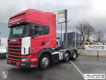 Cap tractor Scania R124 420 second-hand