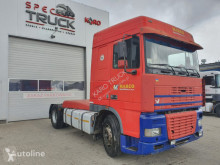 Ťahač DAF XF 95 380, Manual Pumpe, Euro 2, Steel/Air ojazdený