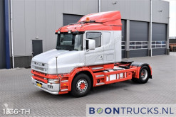 Scania T tractor unit used hazardous materials / ADR