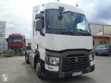 Cap tractor Renault T-Series 460 T4X2 E6 second-hand