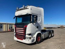 Scania R 580 tractor unit used