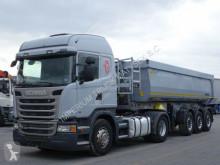 Nyergesvontató Scania G 440 / RETARDER/ EEV/PDE+SCHMITZ 27 M3 / használt