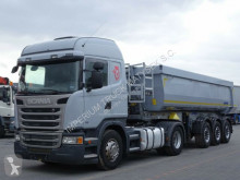 Ciągnik siodłowy Scania G 440 / RETARDER/ EEV/PDE+SCHMITZ 27 M3 /
